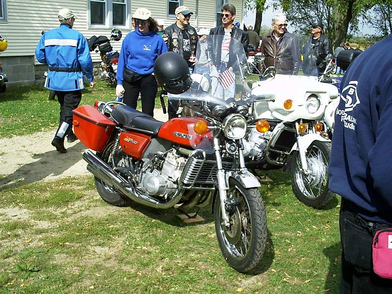 Larry Simmons Honda >> Suzuki T TR and GT Owners of the world unite - owners register