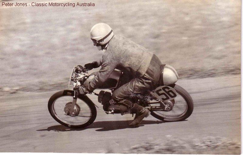 Suzuki classic racebikes